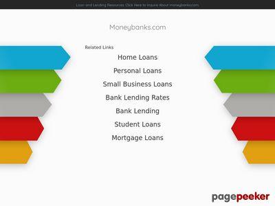 Moneybanks.com
